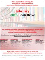 February 2015 Book Drive