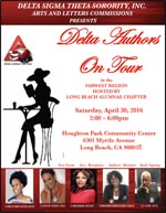 Delta Authors on Tour