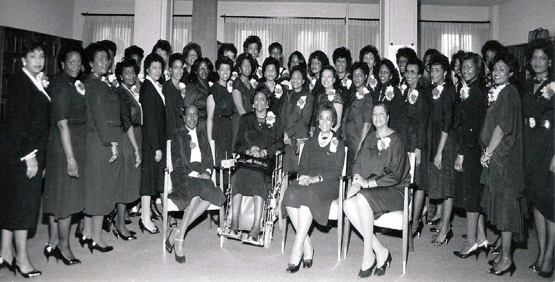 Long Beach Alumnae Charter Members