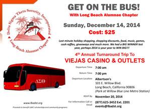 LBAC's Viejas Turnaround 2014