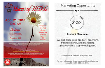Visions of Hope 2018