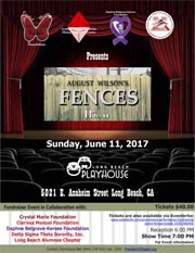 Fences play flyer