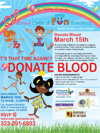 Blood Drive - March 15, 2014